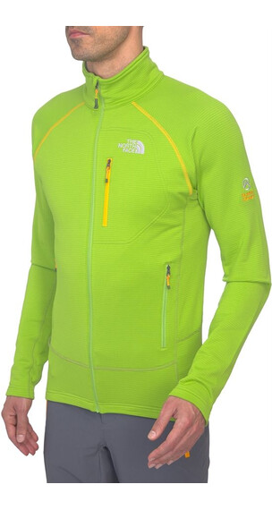 The North Face M's Storm Shadow Jacket Tree Frog Green (H1G)